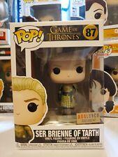 Funko POP! Game of Thrones #87 Ser Brienne of Tarth (BoxLunch Exclusive)