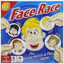 Face Race Board Game - Cheatwell Games