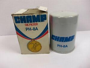 Champ Champion  Engine Oil Filter PH8A