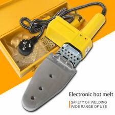 220V 800W Electronic Thermostat Fuser PPT Pipe Welder Melt Machine