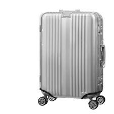 ABISTAB PVC Kofferschutzhülle transparent wasserdicht Tasche für S/M/L/XL Koffer