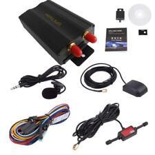 Tk103A Vehicle Car Gps Sms Gprs Tracker Real Time Tracking Device Syatem Black