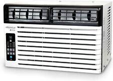 Soleus 8,000 BTU 115-Volt 3-Speed Window Air Conditioner w/ Remote