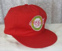 VTG Coca Cola Rope Snapback hat cap Official Soft Drink of Summer Embroidered