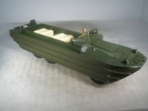 Dinky Toys Military French Dinky DUKW AMPHIBIOUS TRUCK #825 NEAR PERFECT