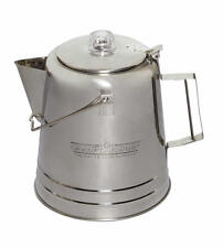 Camp Chef Stainless Steel Coffee Pot 28 Cup