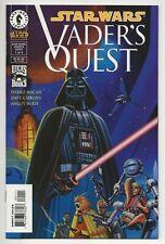 Star Wars: Vader's Quest #1-4 NM NEAR MINT (Dark Horse Comics 1999) Complete Set