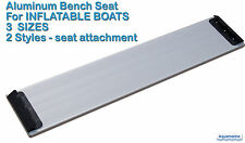 Aluminum bench seat for inflatable boat Dinghy Zodiac Avon Achilles