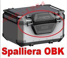 SCHIENALE Per BAULE GIVI OUTBACK 58 LITRI OBK58A OBK58B E158 SPALLIERA  GI.VI