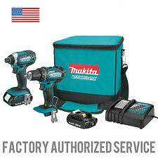 MAKITA CT225R LXT 18v Lithium Ion Cordless Combo kit (LCT200W) 3 YEAR WARRANTY!!