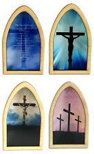 Religious Themed Stained Glass Fairy Window Easter Egg Alternative