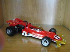 Lotus 72c #10 Jochen Rindt vencedor Países Bajos gp 1970 maqueta de coche 1:18 Sun Star