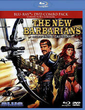 Warriors of the Wasteland (Blu-ray/DVD, 2015, 2-Disc Set) - The New Barbarians