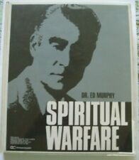 SPIRITUAL WARFARE Dr. Ed Murphy 16 CASSETTE Audio Series