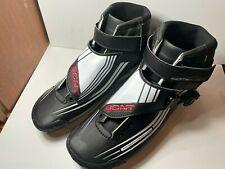 Bont Semi Race 195MM Skate Boot Set Size 43 / US 9.5 Black/White