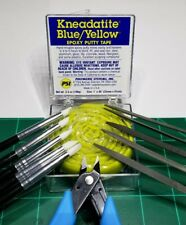 "Green Stuff Kneadatite 1""x 36"" & Army Building Tools Combo Kit Warhammer 40k"