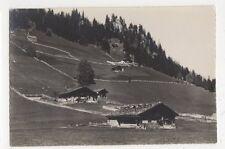 Switzerland, Adelboden, Ausserschwand, Bornli RP Postcard, B204