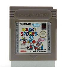 GameBoy | Tiny Toon Adventures Wacky Sports | Nintendo Game Boy GB Spiel Konami