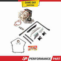 Timing Chain Kit Timing Cover Gasket Water Pump for 07-08 Chrysler 300 Dodge 2.7