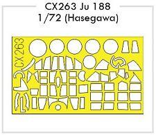 Eduard 1/72 Junkers Ju188 # CX263