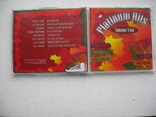 PLATINUM HITS VOLUME TWO PAULA ABDUL AL GREEN PAT BENATAR STEVE MILLER (1997 CD)