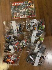 lego ninjago dragon's forge 70627 Never Used-Still In Bags- NO BOX