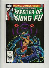 Master of Kung Fu #113  NM-