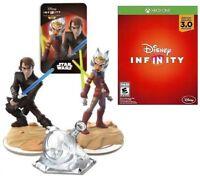 NEW Xbox One Disney Infinity 3.0 STAR WARS Twilight Playset Figures & Game
