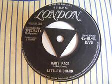 "LITTLE RICHARD Baby Face Ex London UK 1958 7"""