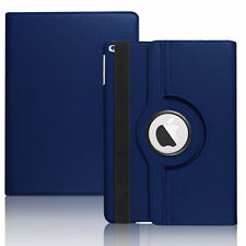 """360 Rotating Smart Leather Case Cover with stand for Ipad 5 2017 5th Gen 9.7"""""""
