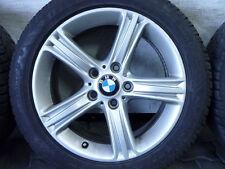 WINTERREIFEN ALUFELGEN ORIGINAL BMW STERNSPEICHE 393 F30 F31 F32 F33 225/50 R17