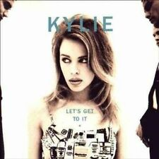 Let's Get to It [Special Edition] by Kylie Minogue (CD, Oct-2014, Pwl)