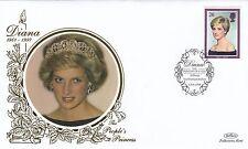 (97919) GB Benham FDC Princess Diana Death Althorp 3 February 1998