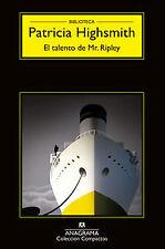 El talento de Mr. Ripley. NUEVO. Nacional URGENTE/Internac. económico