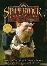 SPIDERWICK CHRON THE FIELD PA, Very Good,  Book
