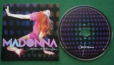 Madonna Confessions On A Dance Floor inc Isaac & Forbidden Love + CD