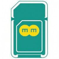 NEW EE MOBILE PAYG PAY AS YOU GO MOBILE PHONE 4G SIM CARD INC SWIPE CARD