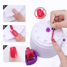 Plastic Mini Nail Printer Machine Portable Nail Device Manicure Nail Art Tools