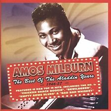 The  Best of the Aladdin Years, 1946-1957 by Amos Milburn (CD, Dec-2015, 2...