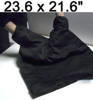 "Dark Room Bag 23.6"" x 21.6"" Film Changing Load DarkRoom Zipper Bag Photography"