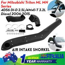 Air Intake Snorkel Kit for Mitsubishi Triton ML MN 2.5L/4M41-T 3.2L Series Tools