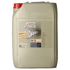 Castrol EDGE Titanium FST 0W-30  20 Litro Bidone