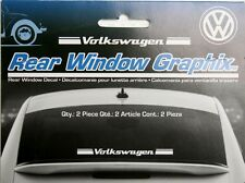 VW GOLF Jetta volkswagen tdi Car Window Windshield Sticker Decal Vinyl rear gear