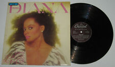 UK Pressing DIANA ROSS Why Do Fools Fall In Love LP Record