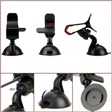 New Universal 360°Rotating Car Windshield Mount Holder Stand For Cell Phone /GPS