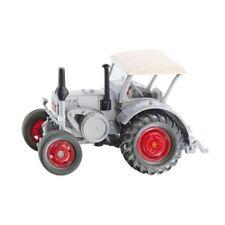 Véhicules agricoles miniatures gris, 1:43