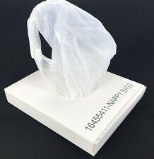 4 Packs of 40 Scented Nappy Sacks Hygiene/Sanitary Disposal Bags Tie-Handle