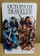 Octopath Traveler - Steelbook - Custom - Neu/new - NO GAME - Switch