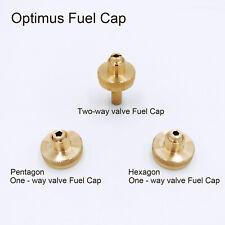 Optimus 8R 99 199 111 Svea 123  Fuel Cap  SRV Tool SRV Fuel Cap Stove