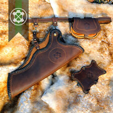 Lucky Leather Hip Quiver Package